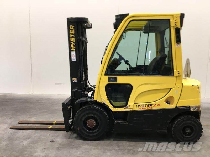Hyster H2.0FT-D