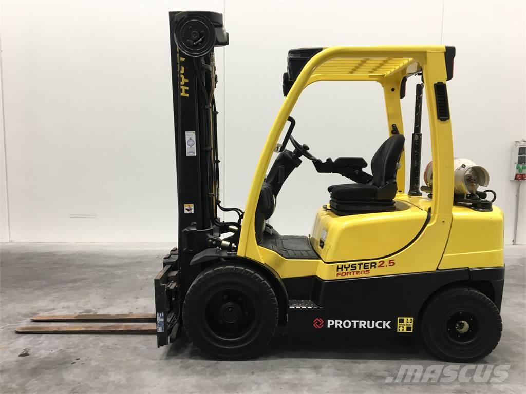 Hyster H2.5 FT Advance +