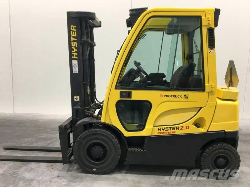 Hyster H2.5FT-D