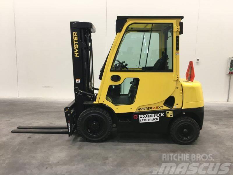 Hyster H2.5XT Diesel