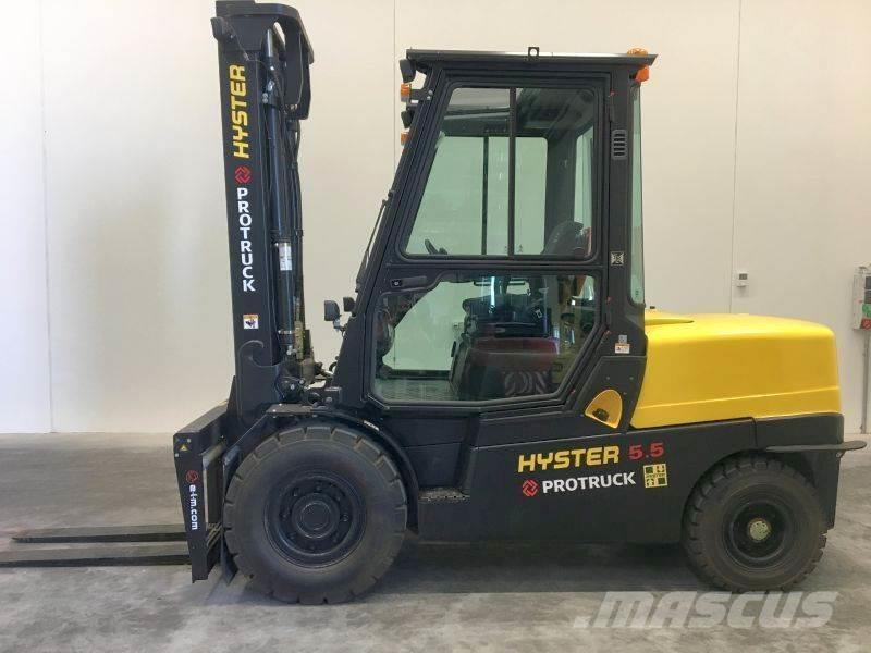Hyster H5.5FT6