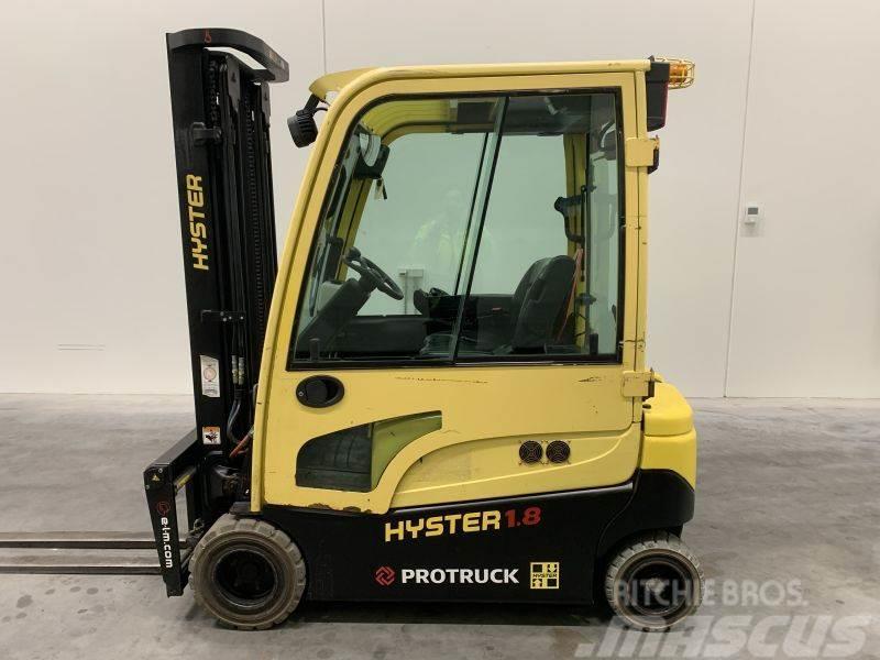 Hyster J1.8XN LWB
