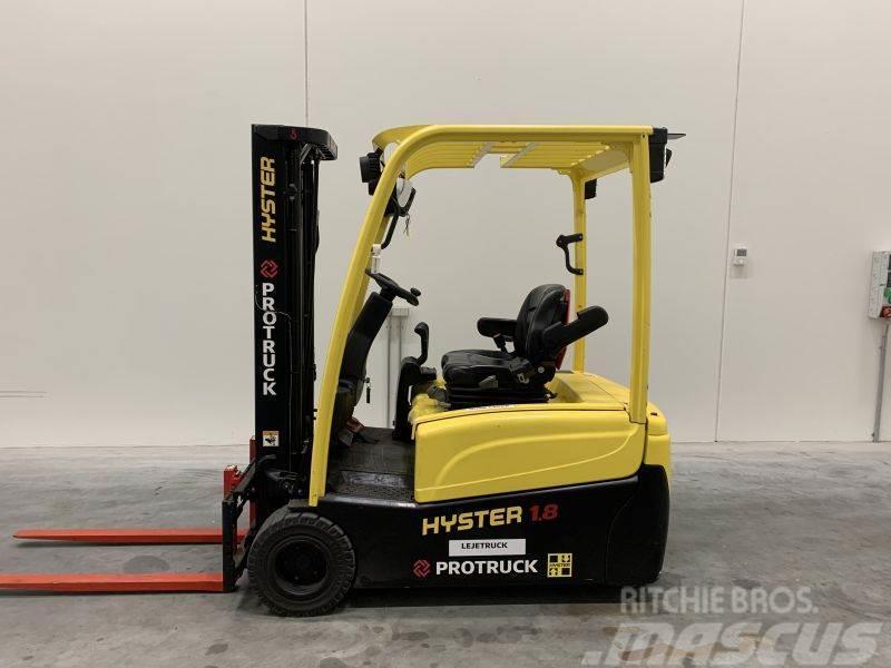 Hyster J1.8XNT LWB