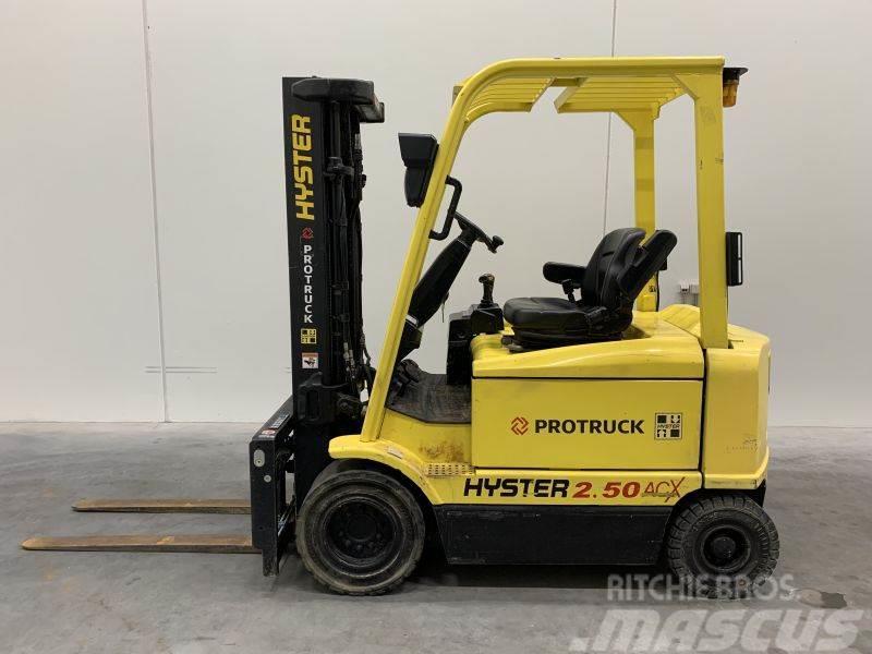 Hyster J2.50XM