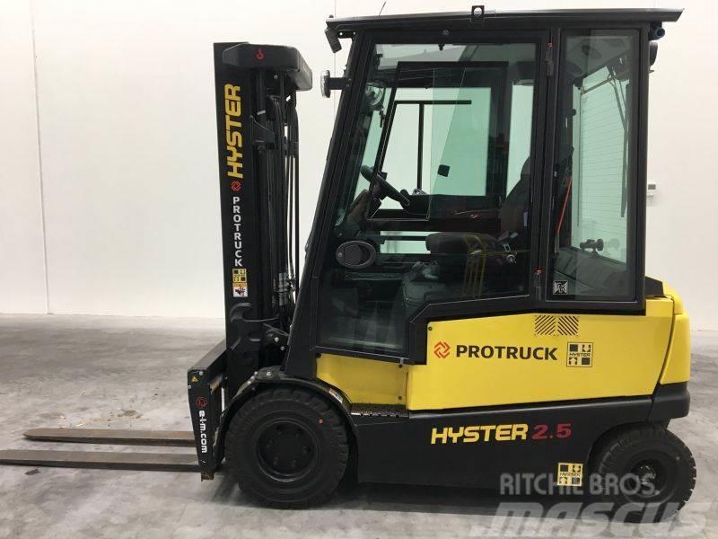 Hyster J2.5XN FLK