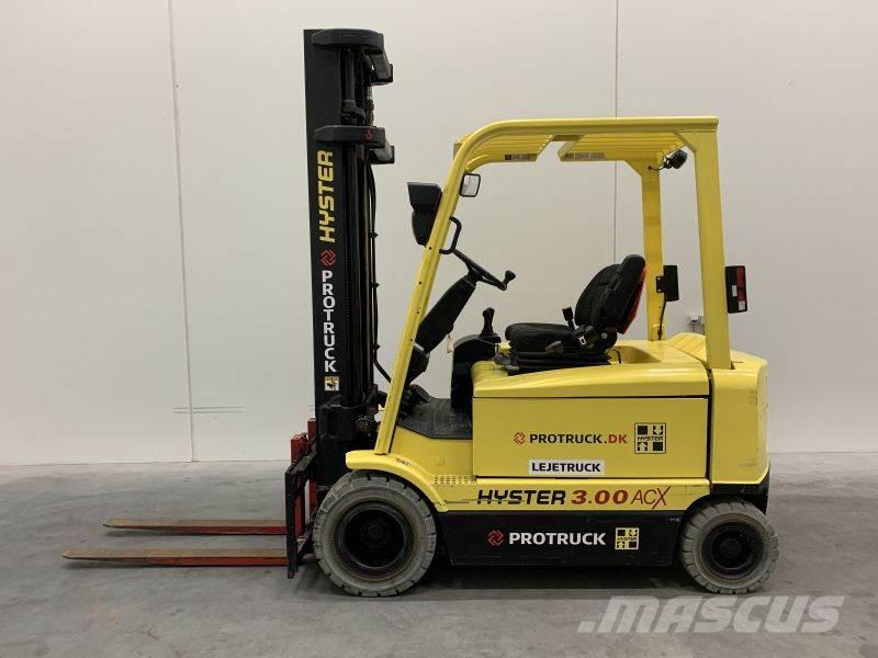 Hyster J3.0XM