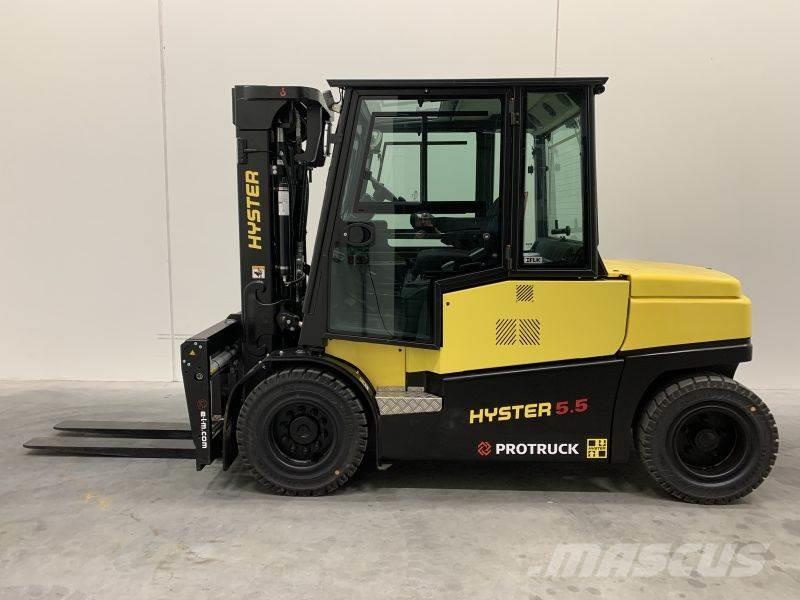 Hyster J5.5XN6 Container FLK