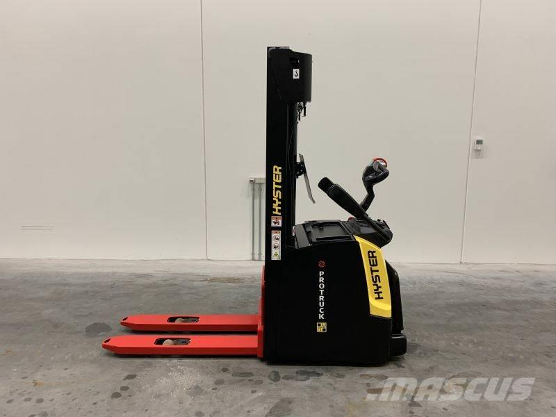 Hyster S1.2Sil