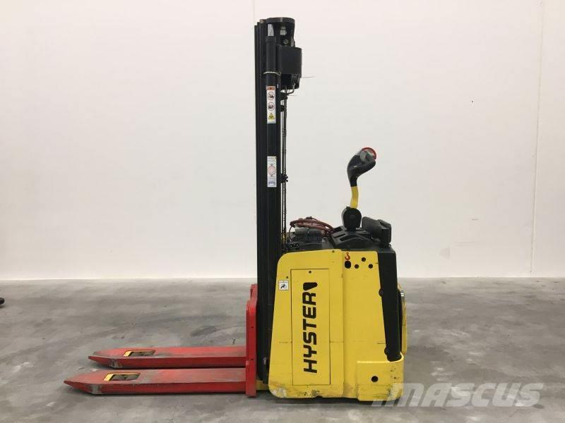 Hyster S1.5Sil