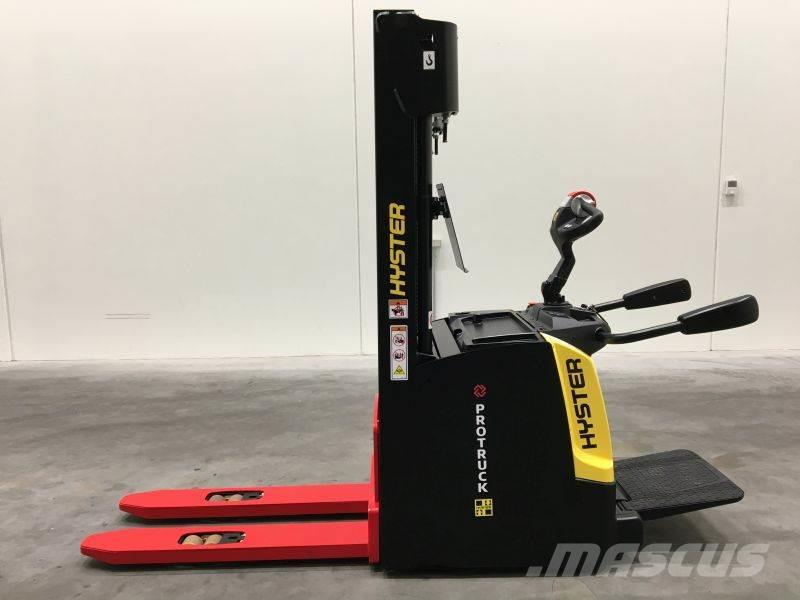 Hyster S1.6Sil