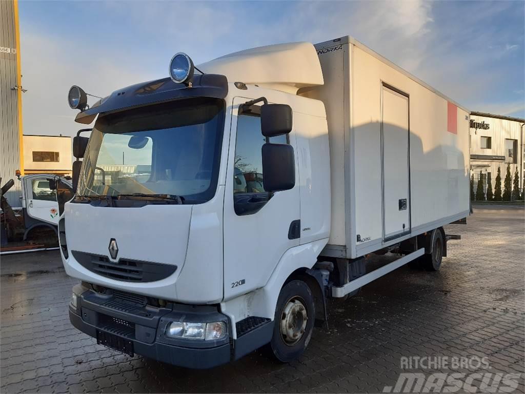 Renault MIDLUM 220.8 4X2 Zepro FURGOON Euro 5