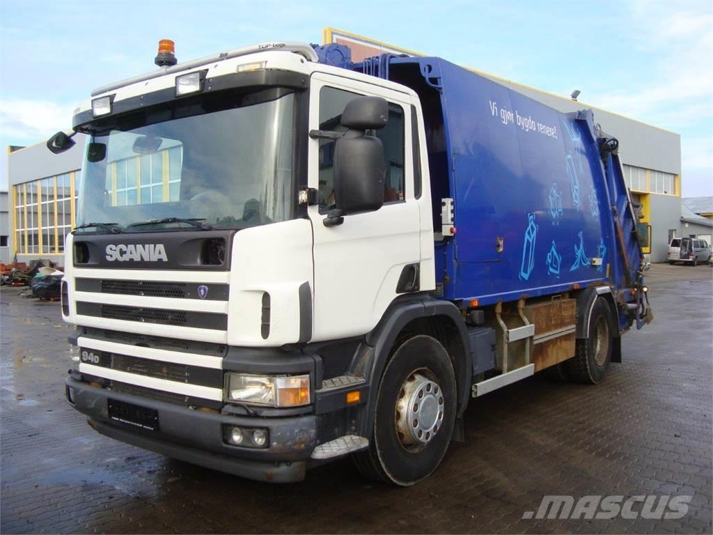Scania P94DB4X2NB230 NTM KG14.7