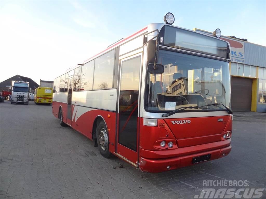 Volvo -b10m-vest25_intercity bus Year of Mnftr: 2001 ...