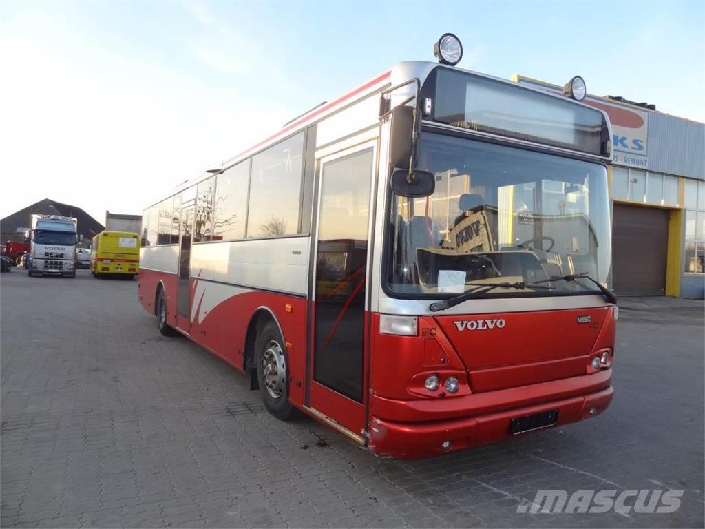 Volvo B10M VEST25; 12 m; 46 seats