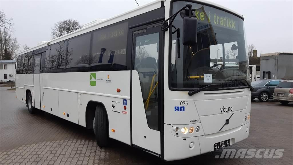 Volvo B12B 8700, 12,9m, 48 seats, handicap lift, EURO 4;