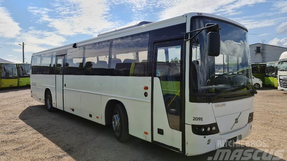 Volvo B12B 8700 CLIMA, 12m, 49 seats, EURO 5