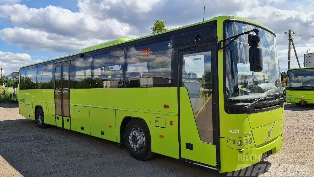 Volvo B12B 8700 CLIMA, HANDICAP LIFT; 13 m; EURO 5; 18 U