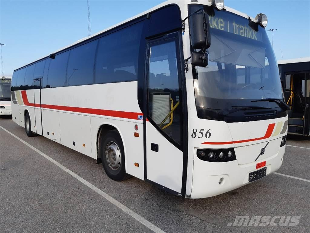 Volvo B12M CARRUS 9700S; 13,48m; 54 SEATS; 3 UNITS