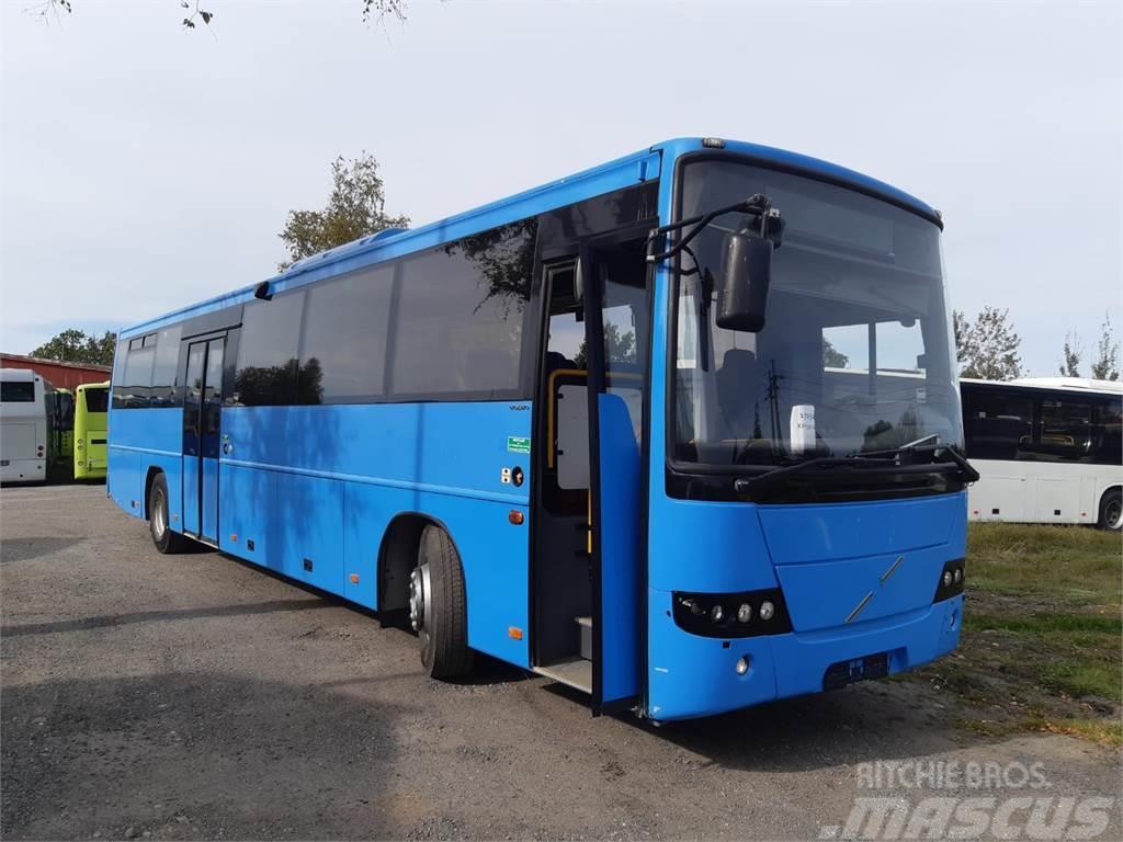Volvo B7R 8700; Euro 4; 12,7m; 49 seats