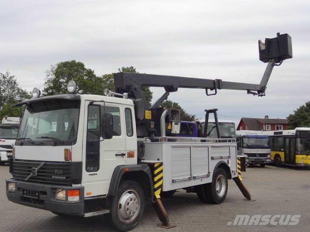 Volvo FL614 WITH SKYLIFT WUMAG ELEVANT WT170