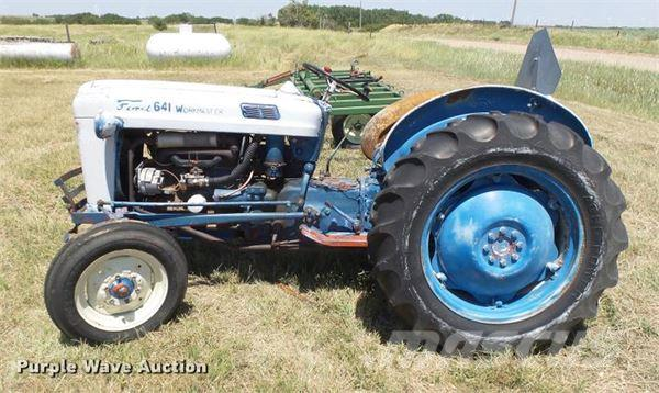 Ford 641 Work Master