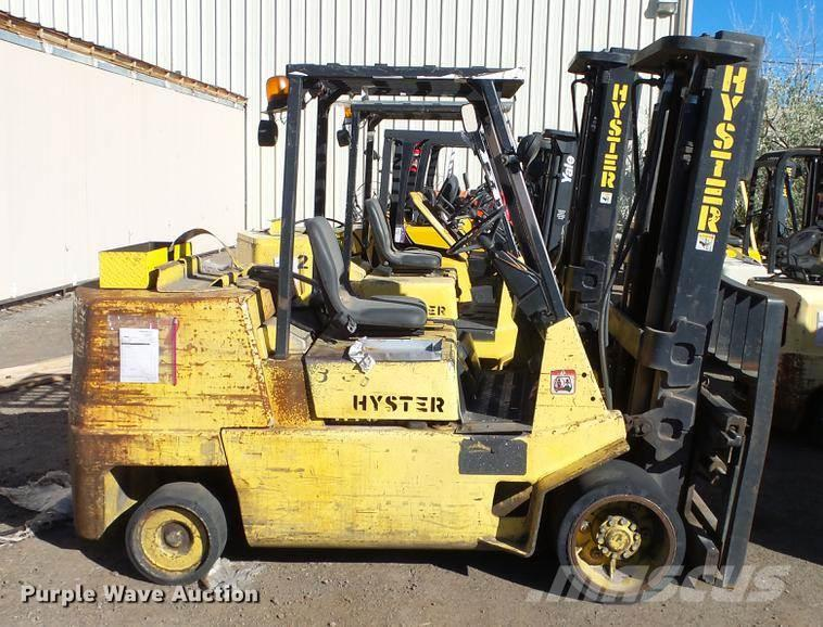 Hyster S120XL
