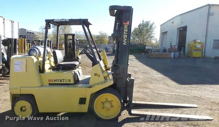 Hyster S135XL