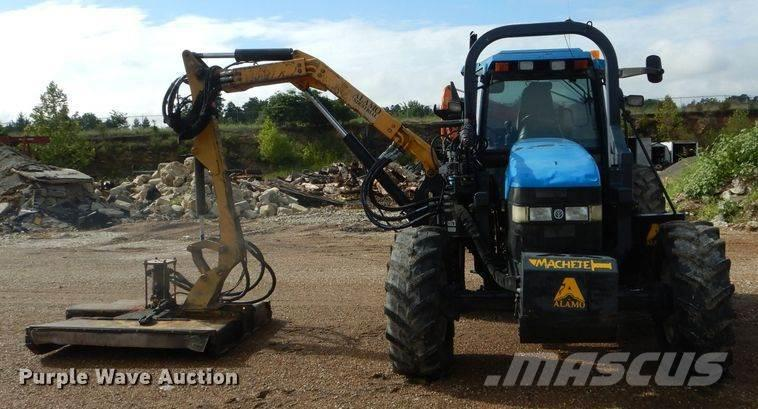 New Holland TM115