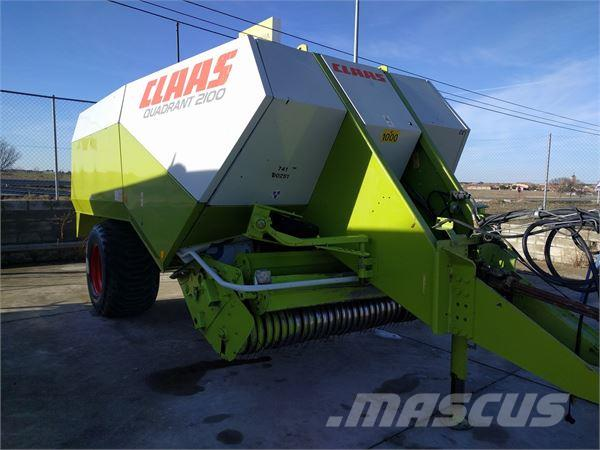 CLAAS Quadrant 2100RC