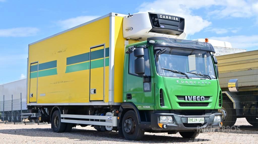 Iveco 100E22 Euro 5 Carrier Supra 750MT Bitemp