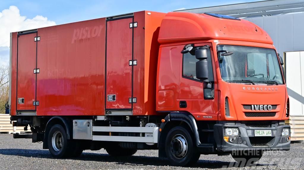 Iveco 150E28 Euro 5Bi-temperature2 Zonen LBW