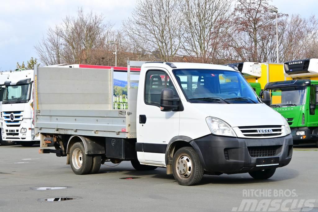 Iveco 35C15 LBW 3L Motor 3-Sitzer Scheckheftgepflegt