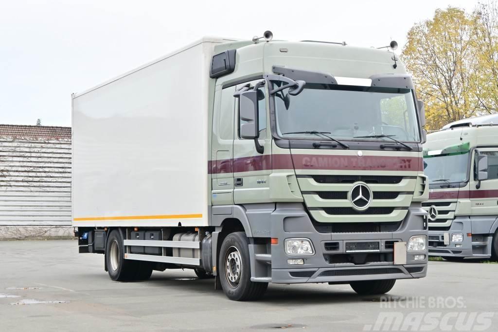 Mercedes-Benz Actros 1844 Euro 5 Retarder AHK LBW