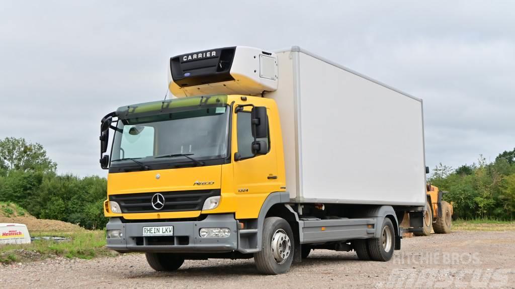 Mercedes-Benz Atego 1324 E5 CarrierSupra750BiTemp. NUR179Tkm