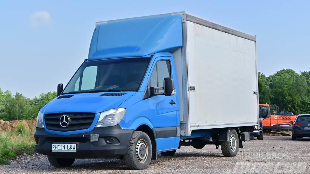 Mercedes-Benz Sprinter 316 E6 Klima +Anhänger Durchlademöglichke