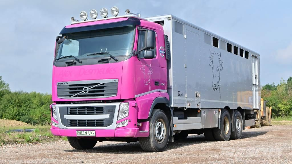 Volvo FH 13.500 Euro 5 8.50m Retarder