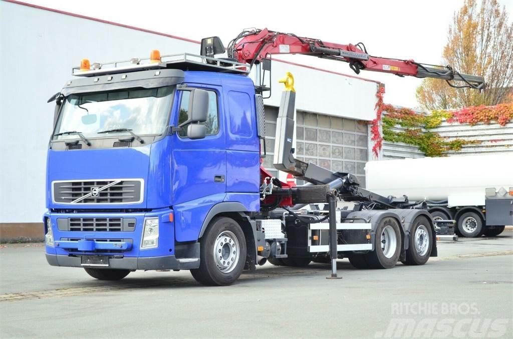 Volvo FH 13.520 Kran Penz 2012 AHK Leasing