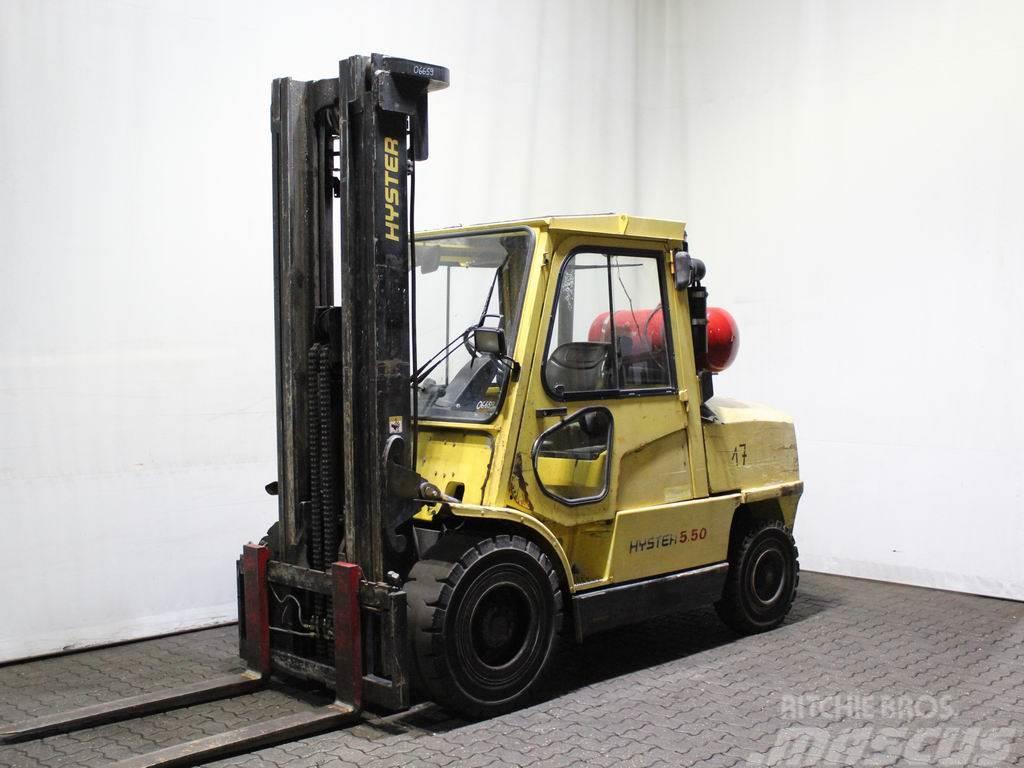 Hyster H 5.50 XM LPG