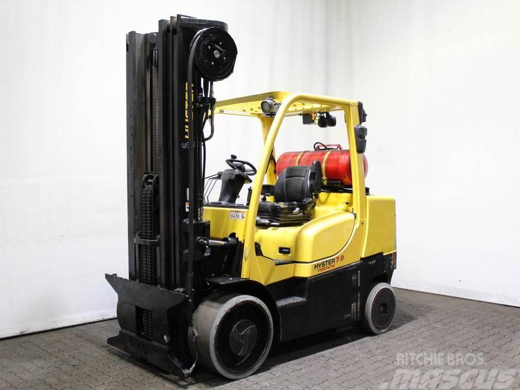 Hyster S 7.0 FT LPG