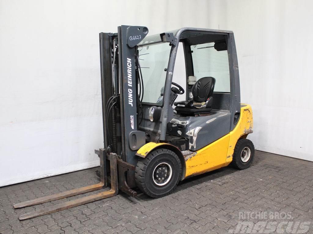 Jungheinrich DFG 425 G120-310ZZ