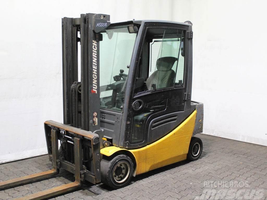 Electric Forklift Jungheinrich Erv308: Used Jungheinrich EFG 320 GE110-450DZ Electric Forklift