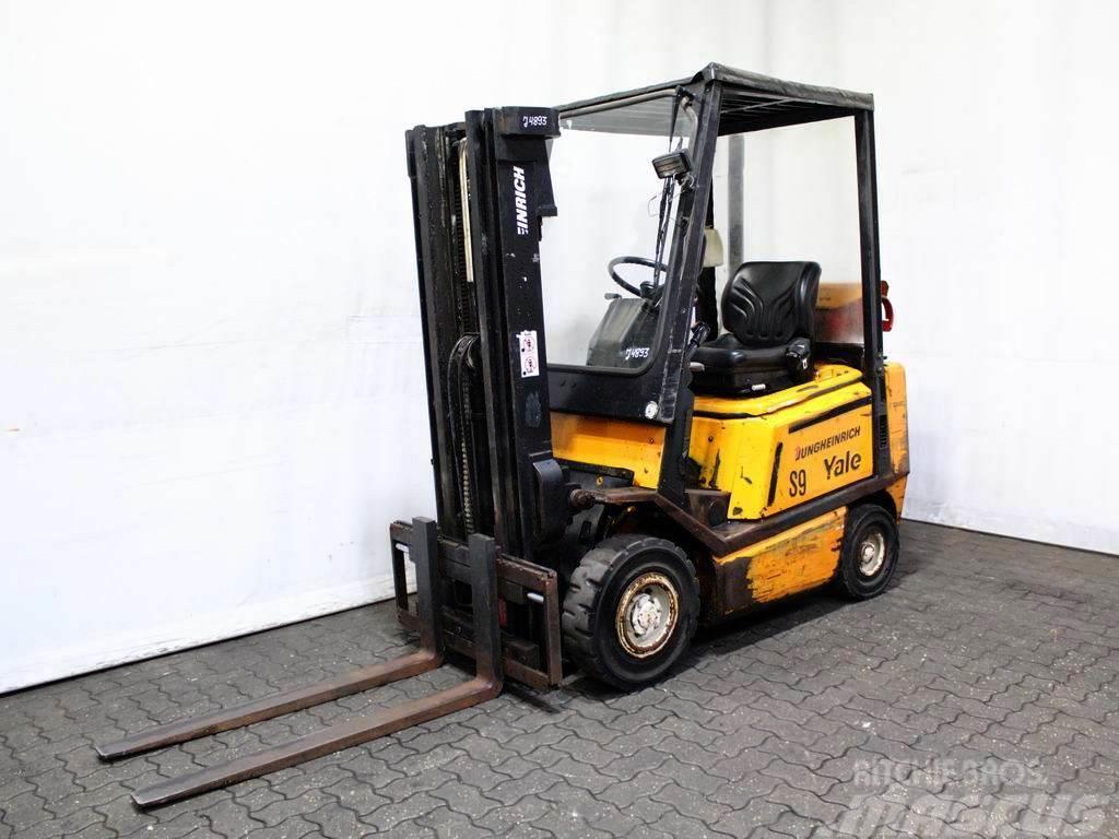 Jungheinrich TFG 16 GE-379DZ