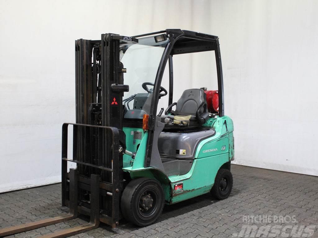 Mitsubishi FG 15 N