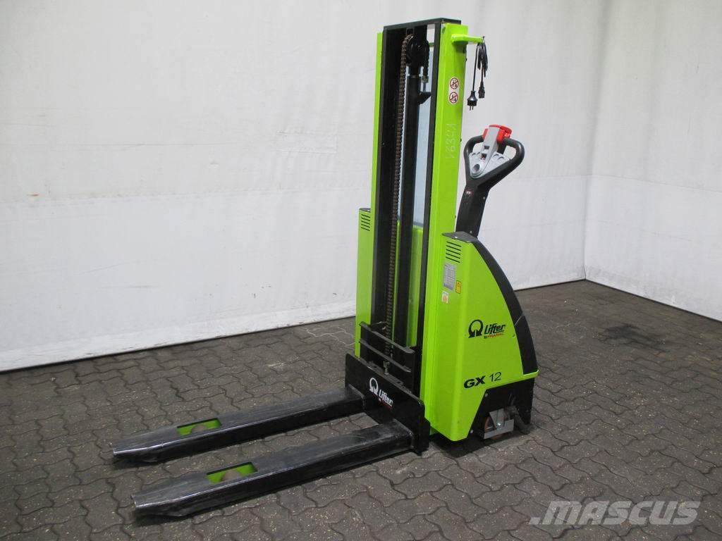 Used pramac gx 12 25 self propelled stackers year 2015 for Tji 360 price