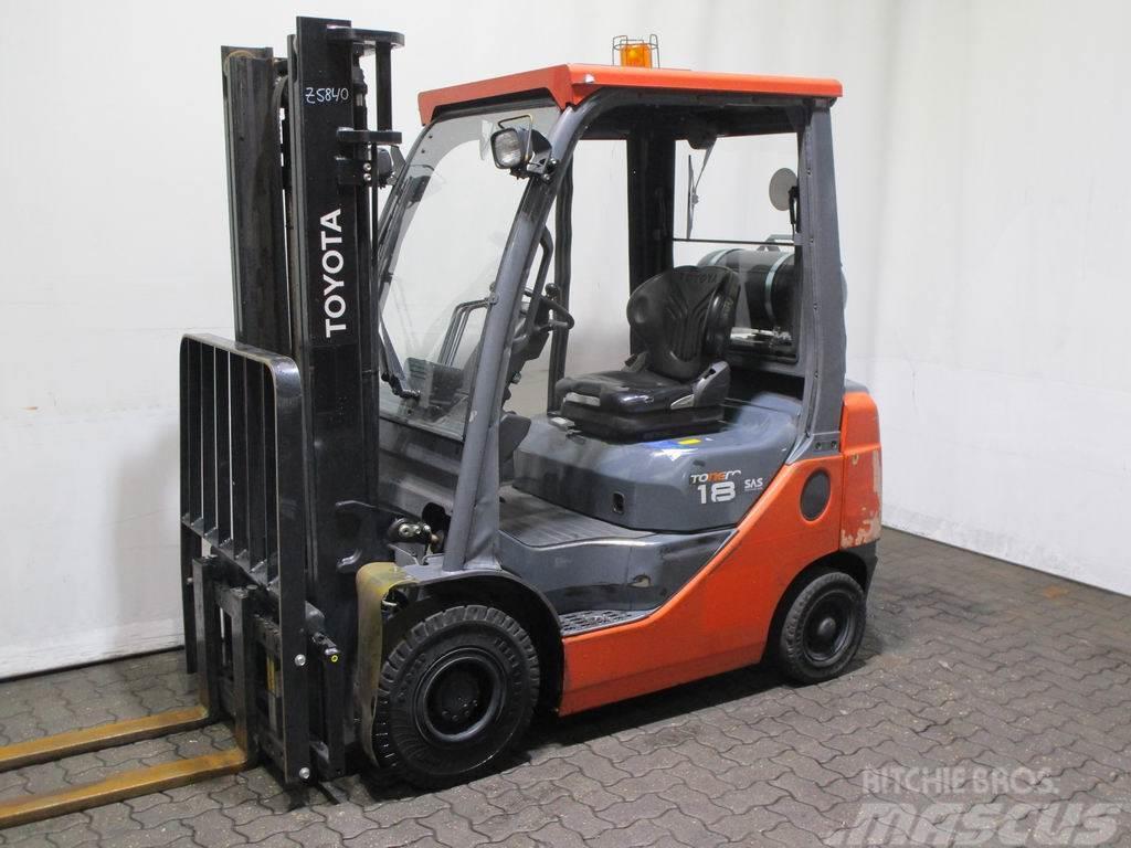 Toyota 02-8 FGF 18