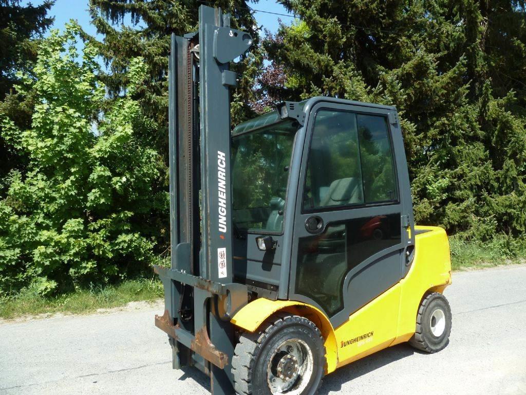 Jungheinrich DFG435