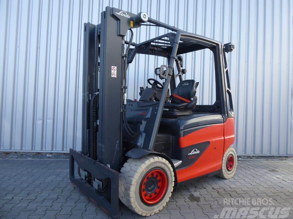 Linde E40H-01/600