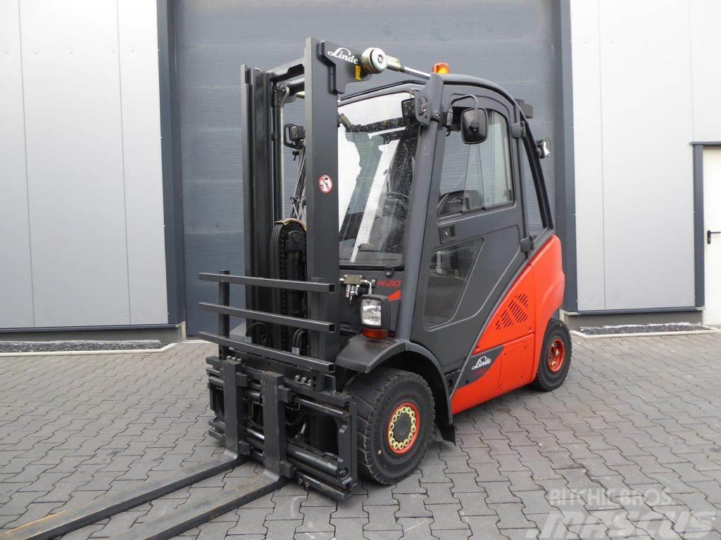Linde H20D-02/600