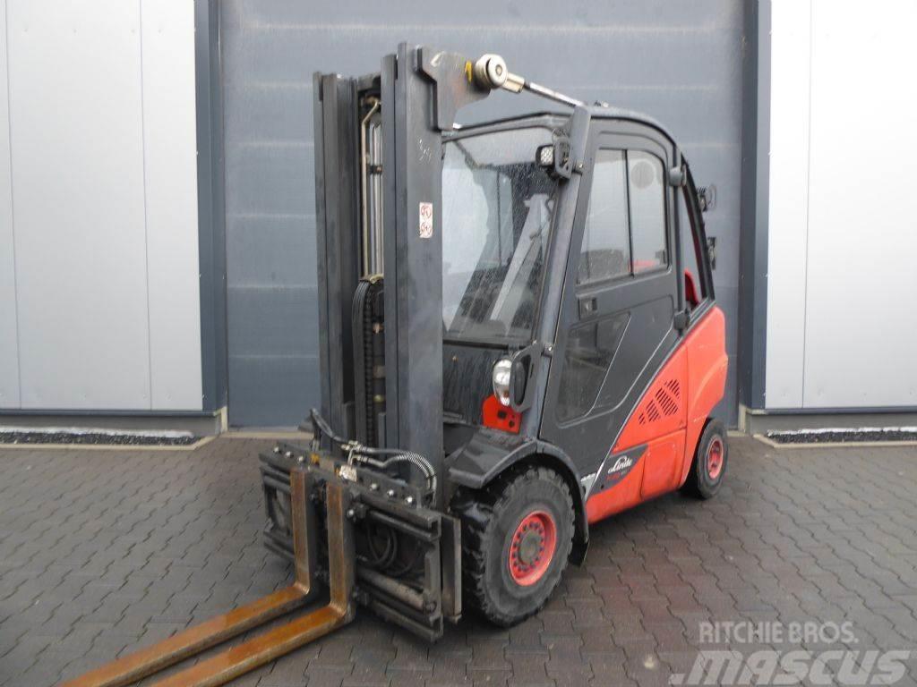 Linde H25T-02/600