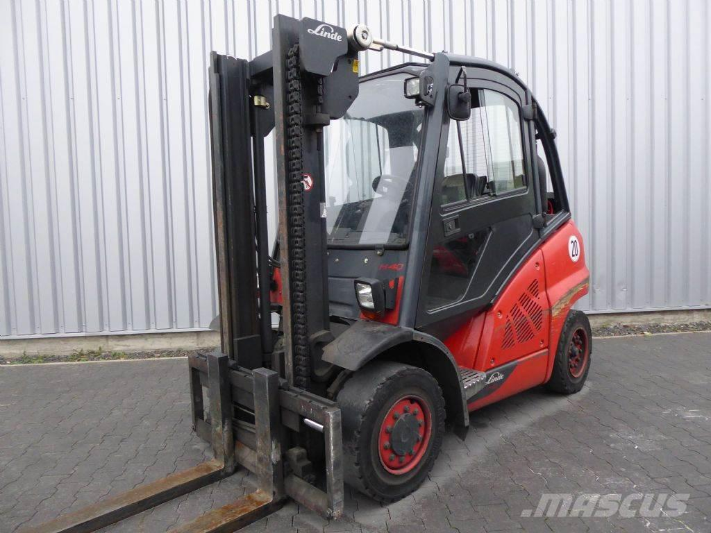 Linde H40T-01
